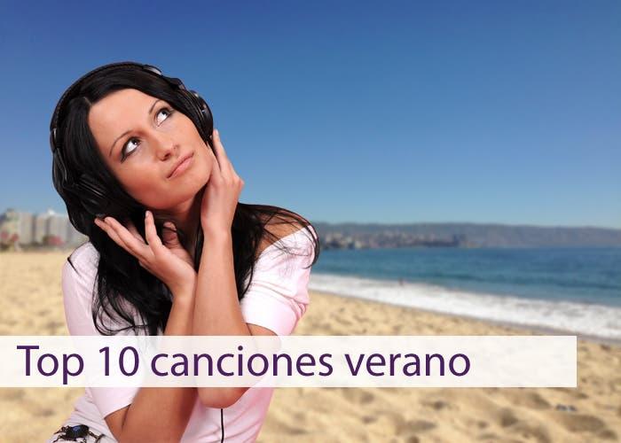 Top 10 canciones verano