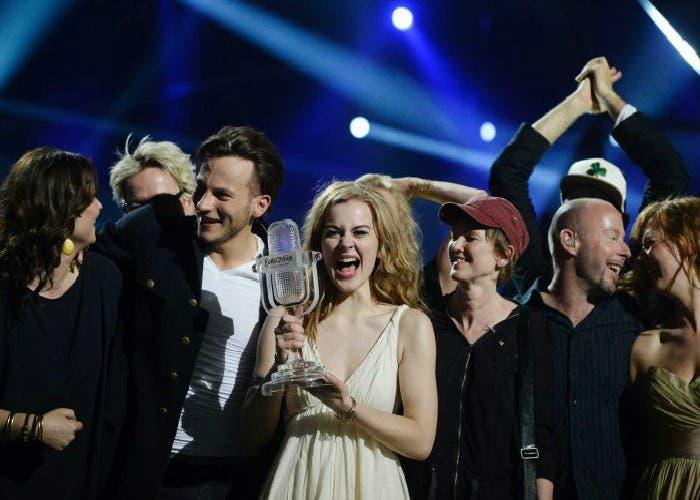 Emmelie de Forest Eurovisión