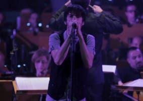 Vetusta Morla en el concierto de la Orquesta Sinfónica de Murcia