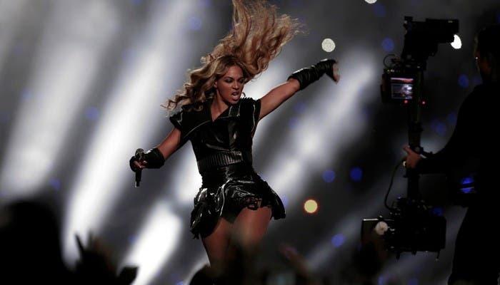 Beyoncé en directo