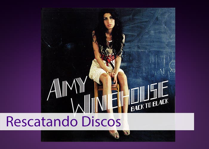 Rescatando discos - Amy Winehouse