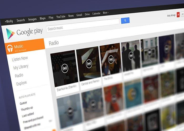 Imagen de Google Play Music