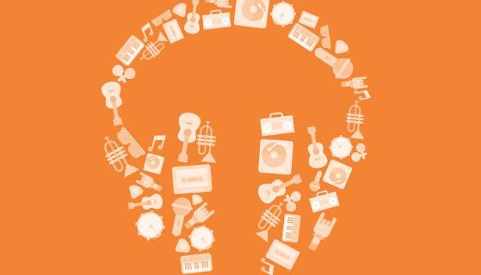 Imagen del logotipo de Google Play Music All Access
