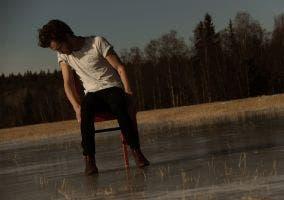 El cantautor sueco Kristian Matsson
