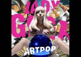 Portada del próximo disco de Lady Gaga, Artpop
