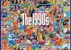 canciones años '90