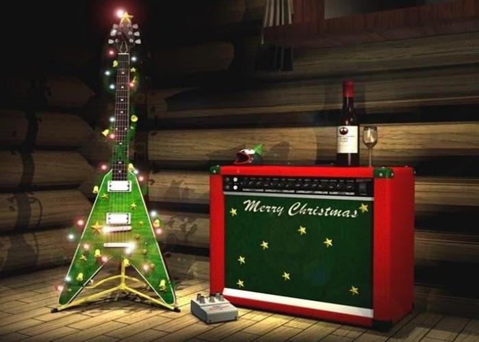 medio navidad