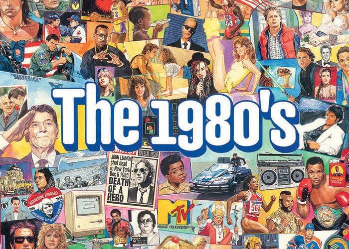 mejores canciones '80's