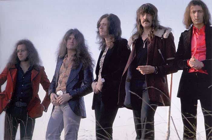 deep purple mark iii
