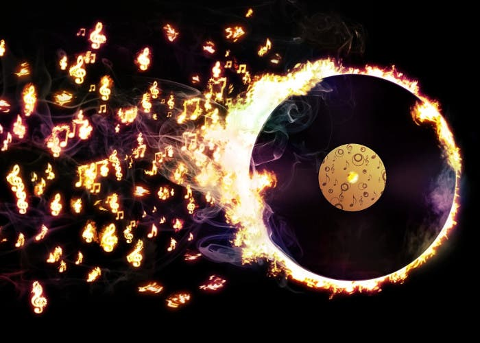 disk-fire-music-vinyl