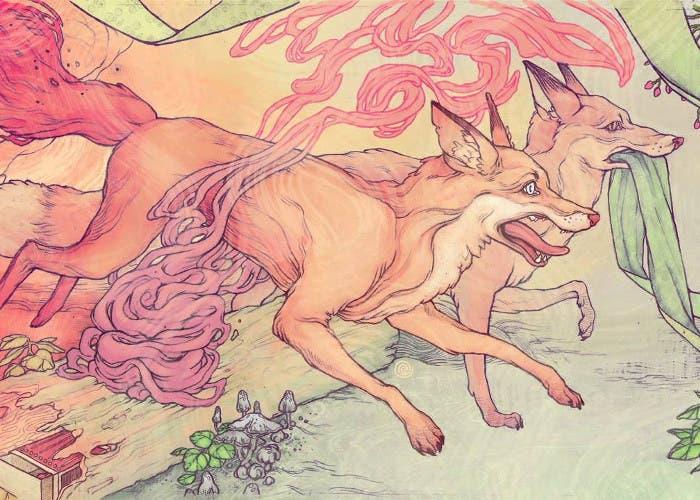 kitsune-toundra
