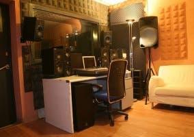 acustico habitacion