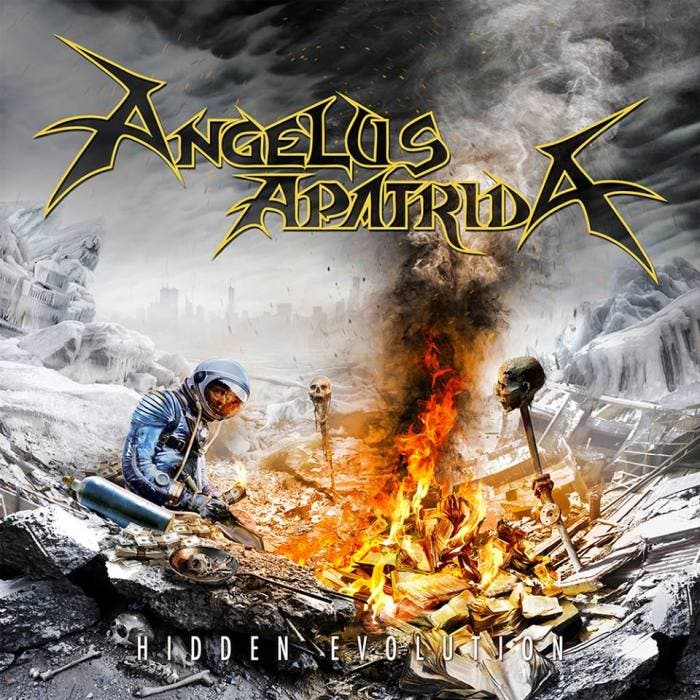 angelus apatrida hidden evolution