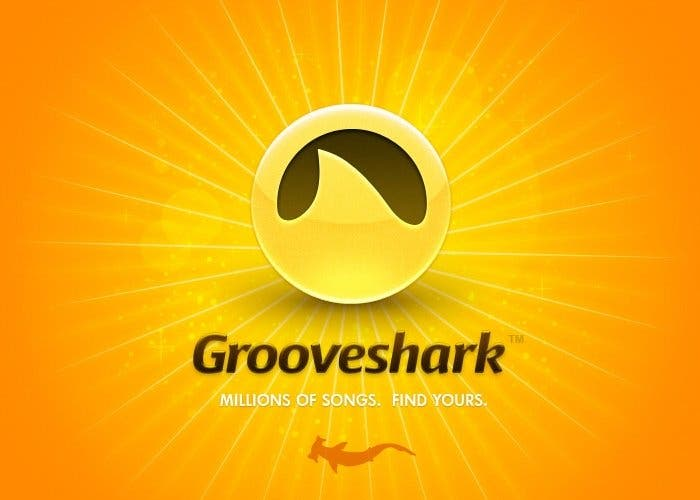 Grooveshark-chiude
