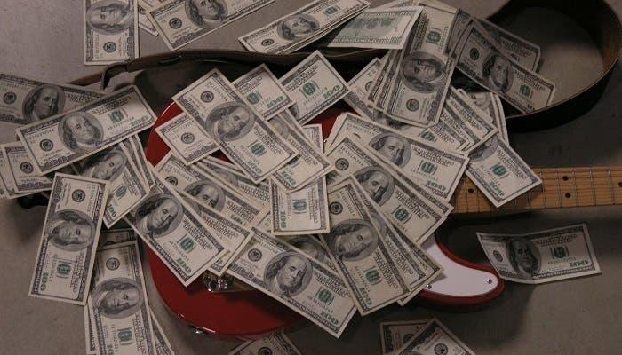 dinero musica