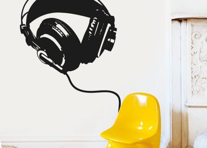 vinilo-musica-auriculares