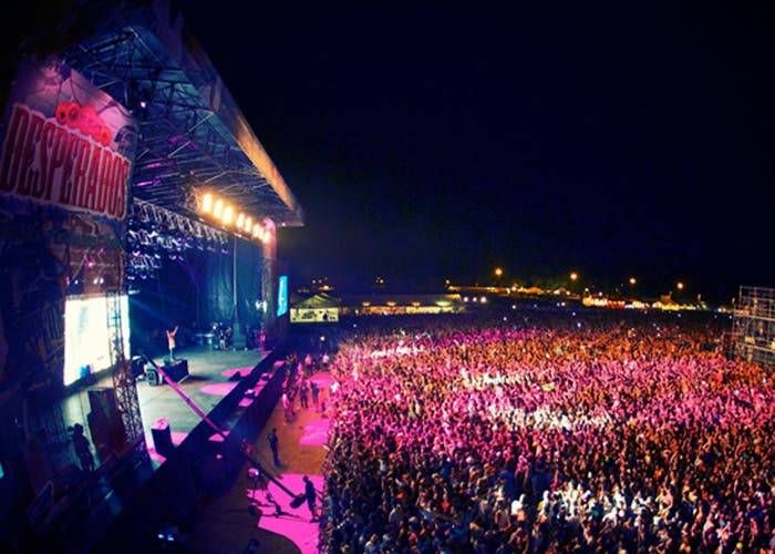 Festival Arenal Sound 2013