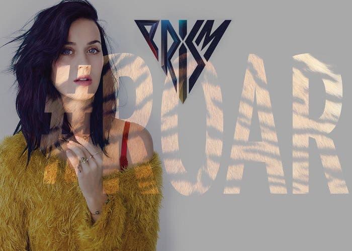 Katy Perry presenta Roar, el primer single de su nuevo disco