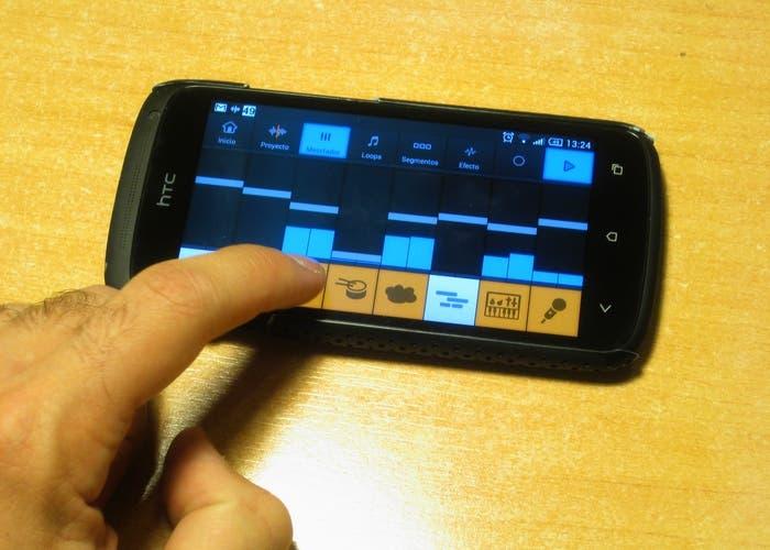 Imagen de la aplicación Music Maker Jam