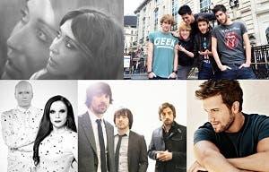 Nominados a Mejor artista español MTV EMA 2013