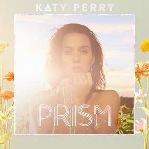 Cover del nuevo disco de Katy Perry, Prism